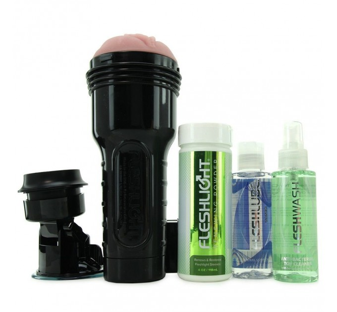 Мастурбатор Fleshlight Pink Lady Original Value Pack